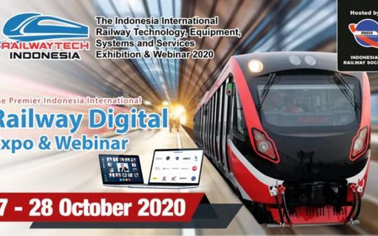 RailwayTech Indonesia Digital Expo & Webinar 2020